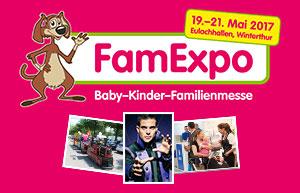 FamExpo 2017: Jetzt Eintrittskarten gewinnen!