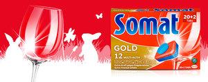 Entspannte Ostertage mit Somat 12 Gold