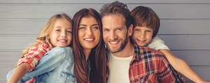 Geschenk-Idee: Familientag statt Mutter- & Vatertag