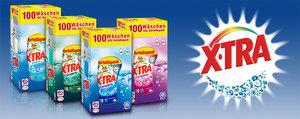 X-TRA: les nouveaux gels X-TRA en pack promotionnel!