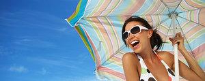 Pflege-Tipps für Picknickdecke, Sonnenschirm & Co.