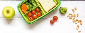 Mein Begleiter: Tipps zu Znüni- und Lunchboxen