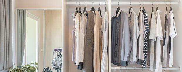 DIY: un dressing fait maison