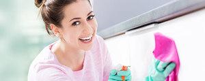 Flecken ade: Küchenreinigung leichtgemacht