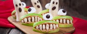 Finger food: recettes ensorcelantes pour Halloween