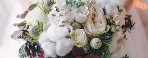 Vœux de Noël : des bouquets festifs à offrir