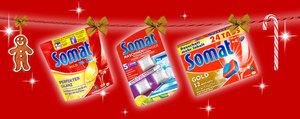 Jours de fête brillants avec Somat !