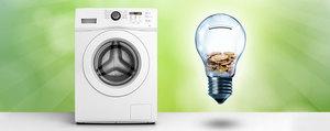 Economies d'énergie avec la machine à laver