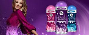 Jetzt neu: Wäscheparfüm Vernel Suprême Perfume Pearls
