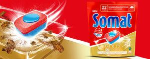 Jetzt noch besser: Somat Gold Tabs