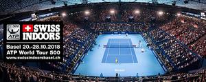 Mit Persil Tickets für die Swiss Indoors gewinnen!