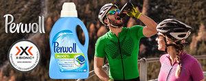 Perwoll Sport und X-BIONIC® – zusammen aktiv unterwegs!