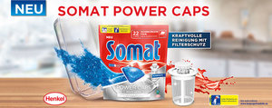 Neu: Somat Power Caps