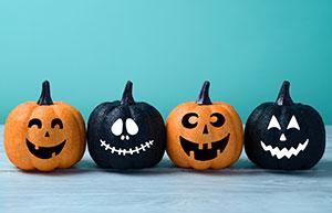 Halloween: Geisterhafte Deko- & Rezeptideen
