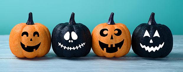 Halloween: idées de décos/recettes fantomatiques