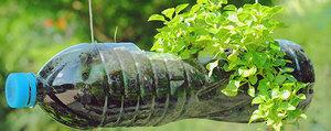 Tolle Upcycling-Ideen für Flaschen