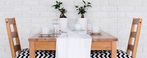 Tischdecken richtig pflegen