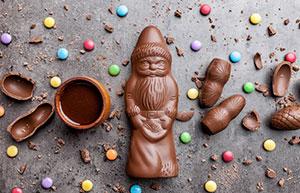 Idées recettes: valoriser les restes de chocolatv