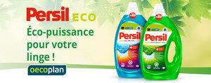 NOUVEAU: Persil Eco, l'éco-puissance pour votre linge