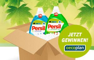 Gewinnen Sie 1 von 25 Persil Eco Gel