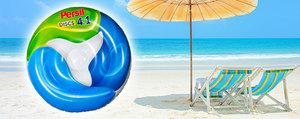 Réservez un matelas gonflable Persil DISCS gratuit
