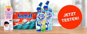 Tester für neue Produkte von Henkel gesucht
