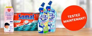 Testeurs de nouveaux produits Henkel recherchés