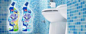 Neu: WC Reiniger Gele von WC Frisch
