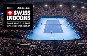 Assistez aux Swiss Indoors avec Persil!