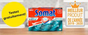 Testez gratuitement les tablettes Somat Excellence!