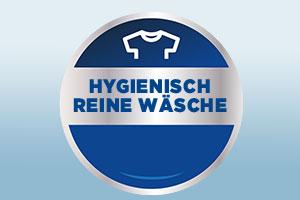 Logo hygenisch reine Wäsche