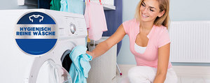 5 Tipps für hygienisch reines Waschen
