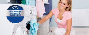 5 astuces pour un lavage d'une propreté hygiénique