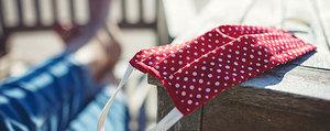 Laver un masque en tissu: les meilleures méthodes