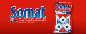 50 Produkttester für den neuen Somat Duo Maschinenreiniger gesucht
