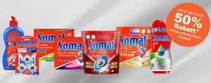 Jetzt Somat testen und von 50% Rabatt profitieren!