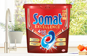 Neu: Somat Excellence 4in1 Caps