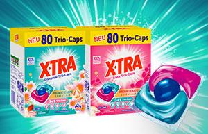 Nouveau: X-TRA Trio-Caps 3+1
