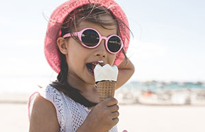 Sommerflecken entfernen – So bleibt Ihre Kleidung sauber!