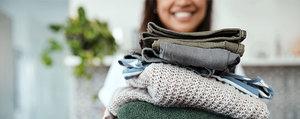 Kleidung waschen – ganz ohne Wasser
