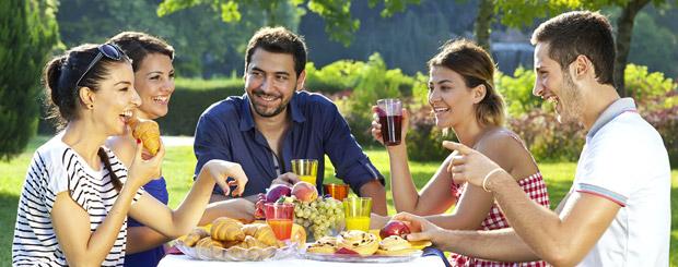 Sommerbrunch: 5 Blitz-Tipps für Ihre Tischdeko