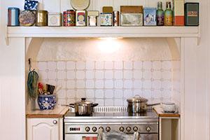 Idee rangement petite cuisine ralisations une cuisine for Idee rangement petite cuisine