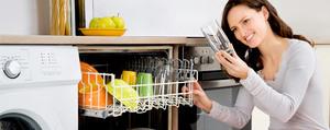 6 Tipps zur Auswahl einer Geschirrspülmaschine