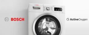 Bosch Waschmaschine mit ActiveOxygen™ gewinnen!