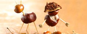 Basteln im Herbst: 3 DIY-Ideen