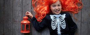 DIY: des costumes d'Halloween faits maison